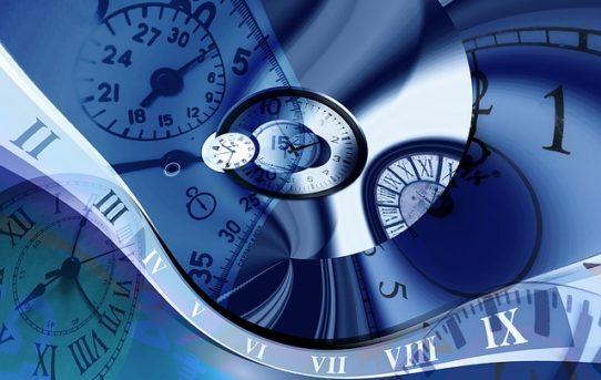 Der Wandel der Zeit oder: Back in time